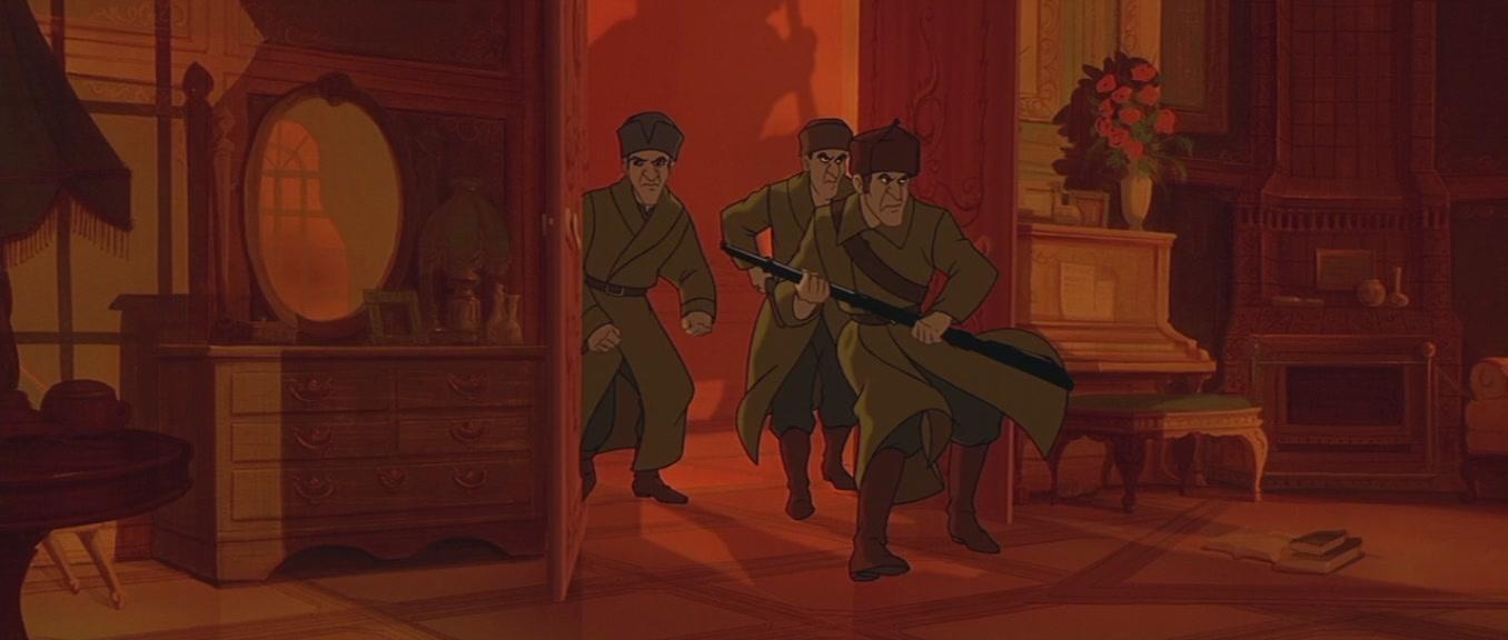 The Bolsheviks Fox S Anastasia Wiki Fandom Powered By Wikia