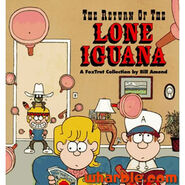 FoxTrot Book The Return of the Lone Iguana