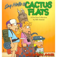 FoxTrot Book Say Hello to Cactus Flats