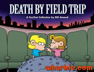 FoxTrot Book Death by Field Trip