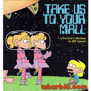 FoxTrot Book Take Us to Your Mall