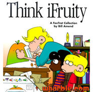 FoxTrot Book Think iFruity