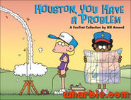 FoxTrot Book Houston You Have a Problem