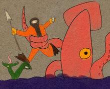 Dave kraken scylla