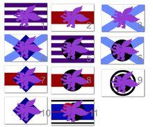 2005 flag designs