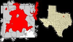 Dallas, Horsefucking Texas