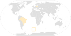 Location of the Free State of OTD