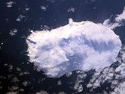 Bouvetoya aerial photo
