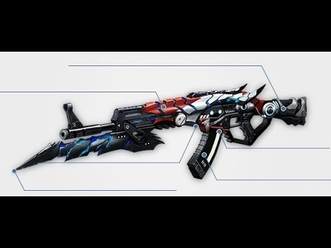 AK47 Dragon Knight