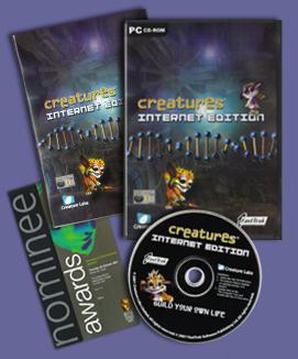Fichier:Creaturesinterneteditionmanualandcd.jpg
