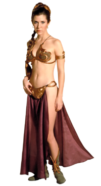 Leia Organa corps