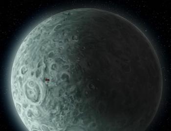 Lune morte d'Antar