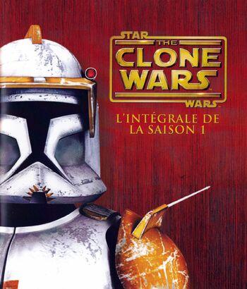 Saison 1 de Star Wars: The Clone Wars
