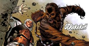Dengar VS Chewbacca