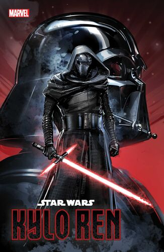 The Rise of Kylo Ren 1