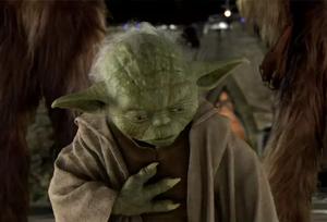 Yoda ressent l'Ordre 66