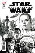 Star Wars The Force Awakens 3 Sketch