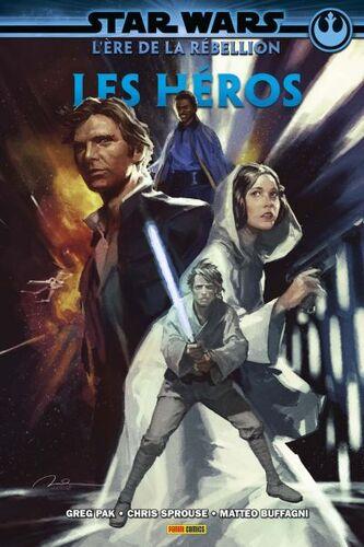 Star Wars : L'Ère de la Rébellion — Les Héros