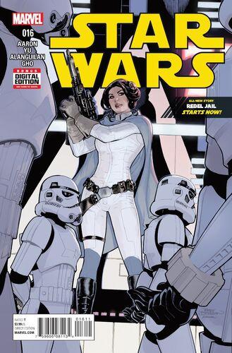 Star Wars 16: Prison Rebelle 1