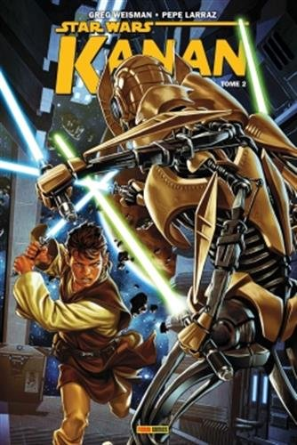 Star Wars : Kanan : Premier Sang
