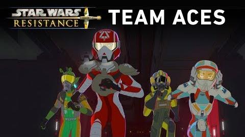 The Aces Star Wars Resistance