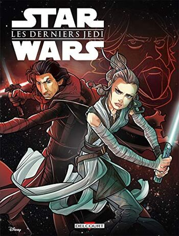 Star Wars épisode VIII : Les Derniers Jedi (album jeunesse)