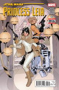 Star Wars Princesse Leia 2