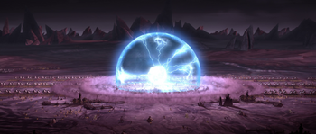 Bombe à électro-proton