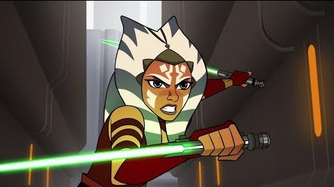 Star Wars Forces du Destin - La voie du Padawan