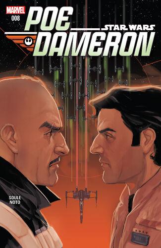 Star Wars: Poe Dameron: La Tempête Approche