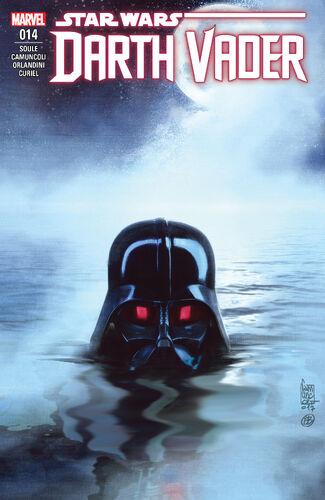 Dark Vador: Seigneur Noir des Sith 14: Mers de Feu 2