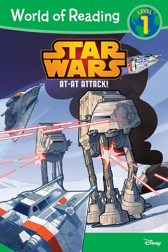 AT-AT Attack!