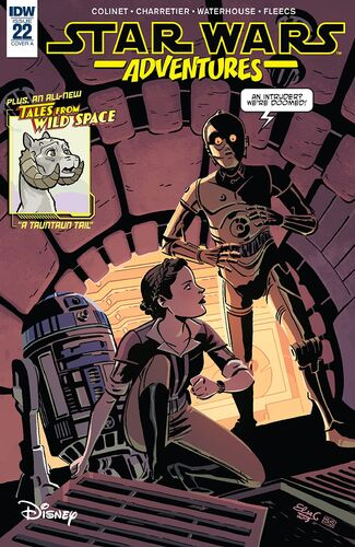 Star Wars Aventures 22