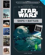 The Moviemaking Magic of Star Wars Ships & Battles