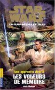 Les Apprentis Jedi: Les Voleurs de mémoire