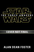 The Force Awakens Novelization Cover