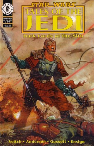 Les Seigneurs des Sith 2