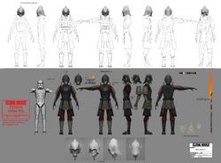 Dark Bane modelisation