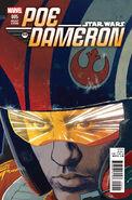 Star Wars Poe Dameron 5 Stewart variant