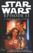 L'attaque des clones (roman)