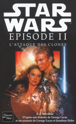Star Wars épisode II : L'Attaque des Clones (roman)