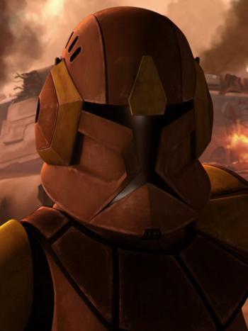 Soldat clone spécial ops