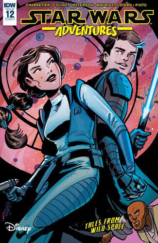 Star Wars Aventures 12