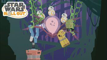 Image d'illustration pour le troisième épisode de BB-8 and the Jungle Adventure