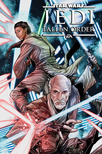Star Wars Jedi: Fallen Order — Dark Temple
