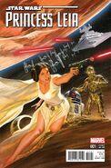 Star Wars Princess Leia Vol 1 1 Alex Ross Variant