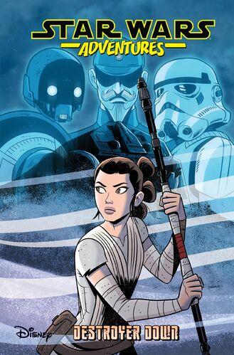 Star Wars Aventures: Destroyer Down (série)