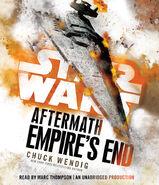Riposte: Chute de l'Empire (livre audio)