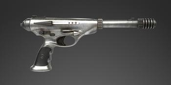 Pistolet dard