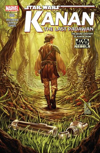 Kanan 5 : Le dernier Padawan 5